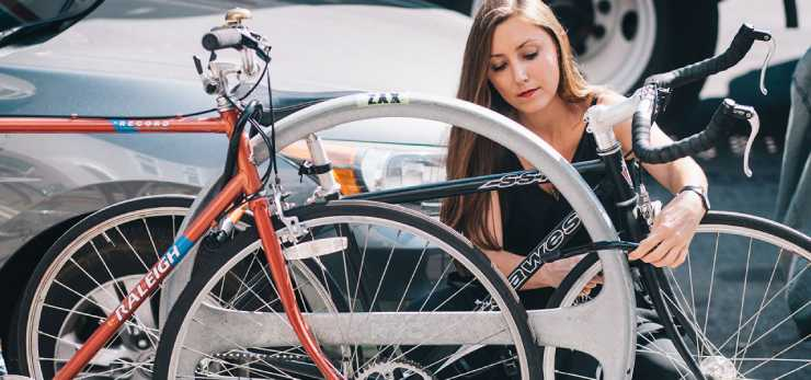 Bike Lock Tips: Lock Your Bike The Right Way
