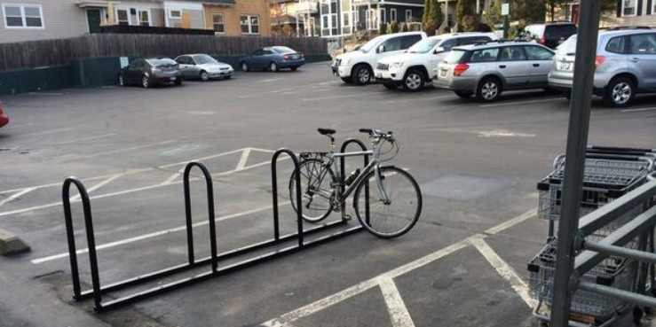 Bike Lock Tips: Stay Away From Targeted Parking Lots