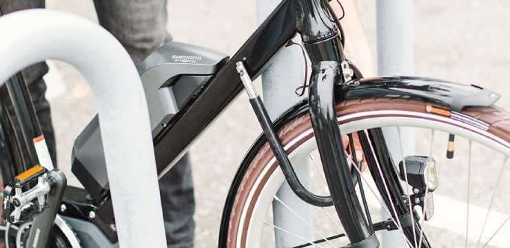 Where To Lock Your Bike