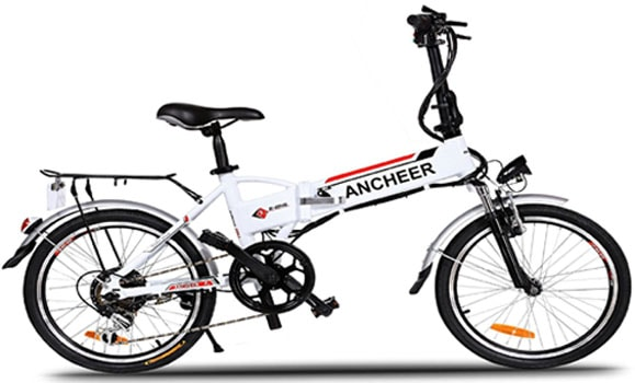 Aancheer Power Plus Electric Mountain Bike Review