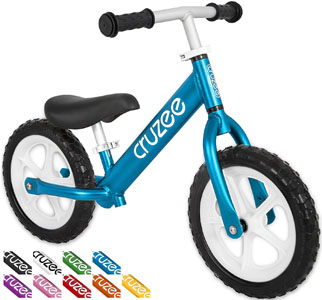 Best Balance Bike For 2, 3, 4, 5,& 6 Year Old 2019 - Cruzee UltraLite Balance Bike