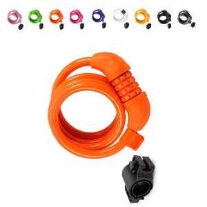 Strongest Bike Lock: Titanker's Cable Bike Lock
