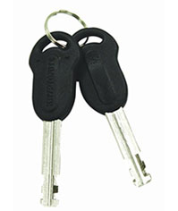 Best Cable Bike Lock Reviews Kryptonite KryptoLok Cable Bike Lock Keys