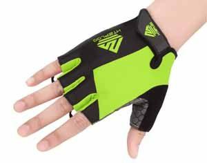 HTZPLOO Bike Gloves Review