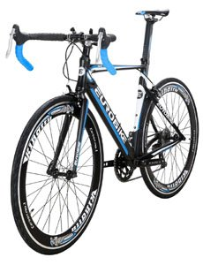 EUROBIKE XC7000 54CM Light Aluminum Frame Road Bike