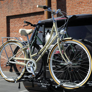 Critical Cycles-Lenox Hitch-Mount Tray Rack-2 Bike