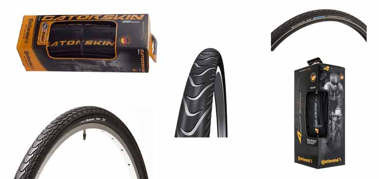 Best Touring Bike Tires Reviews
