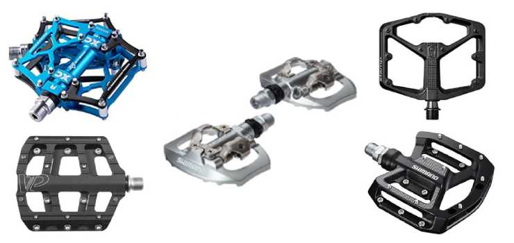 Bike Flat Pedals Review