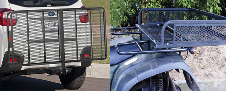 Curt Hitch Cargo Carrier: 18151 VS. 18153