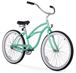 About Cruiser Bicycles - Firmstrong Urban Lady Bike