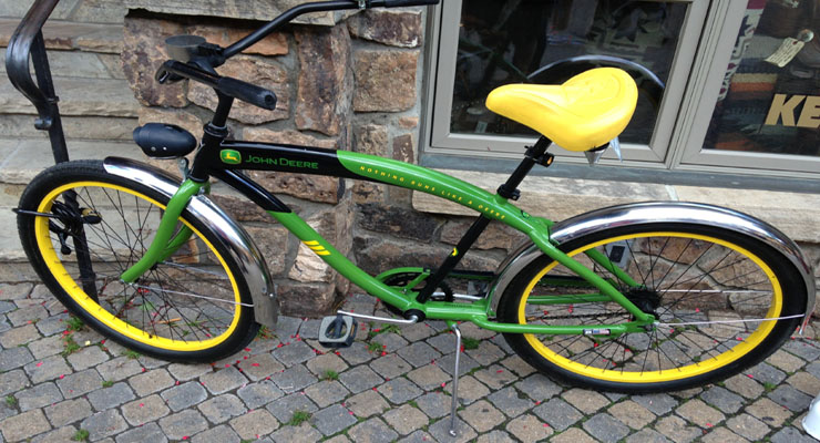 About Cruiser Bicycles