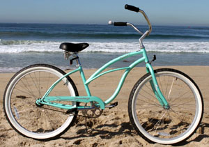 Firmstrong Urban Lady Beach Cruiser Product Features