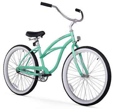Firmstrong Urban Lady Beach Cruiser Bicycle Review
