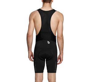 Mens Best Bike Shorts For Touring: Baleaf Men's Pro II Gel Padded Cycling Bib Shorts