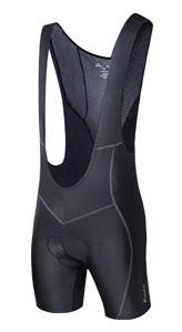 Przewalski Men's 3D Padded Cycling Bike Bib Shorts