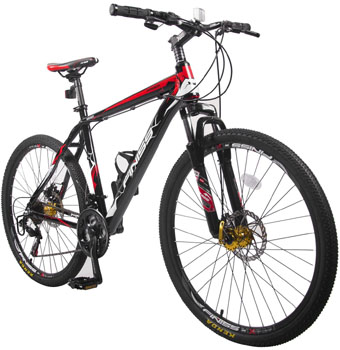 Merax Finiss 26in Aluminum 21 Speed Mountain Bike Review