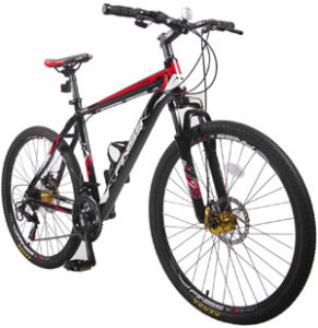 "Mountain Biking For Beginners - Merax Finiss 26"" Aluminum 21 Speed Mountain Bike"