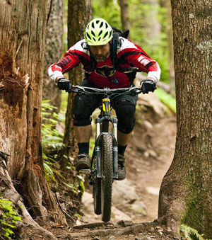 Mountain Biking For Beginners - Trail Riding