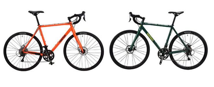 Alloy Sora Cyclocross Bike vs. Alloy 105 Cyclocross