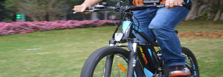 Pros and Cons of Electric Bike - Riding an Electric Bike
