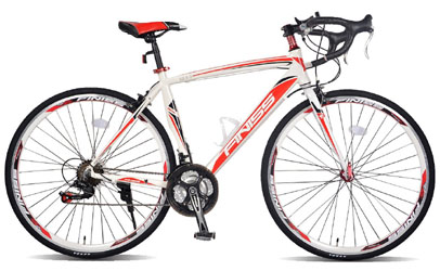 Top Best Affordable Road Bike Reviews Merax Finiss 700C