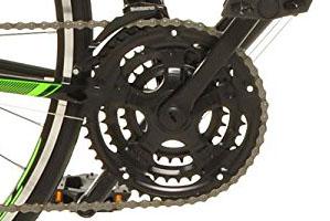Vilano R2 Commuter Road Bike Shimano 21 Speed Review - Front Derailleur